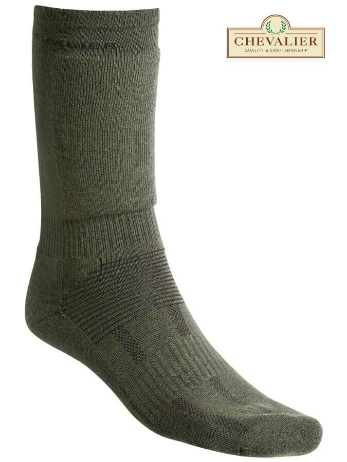 Warme Socke von Chevalier für kalte Wintertage