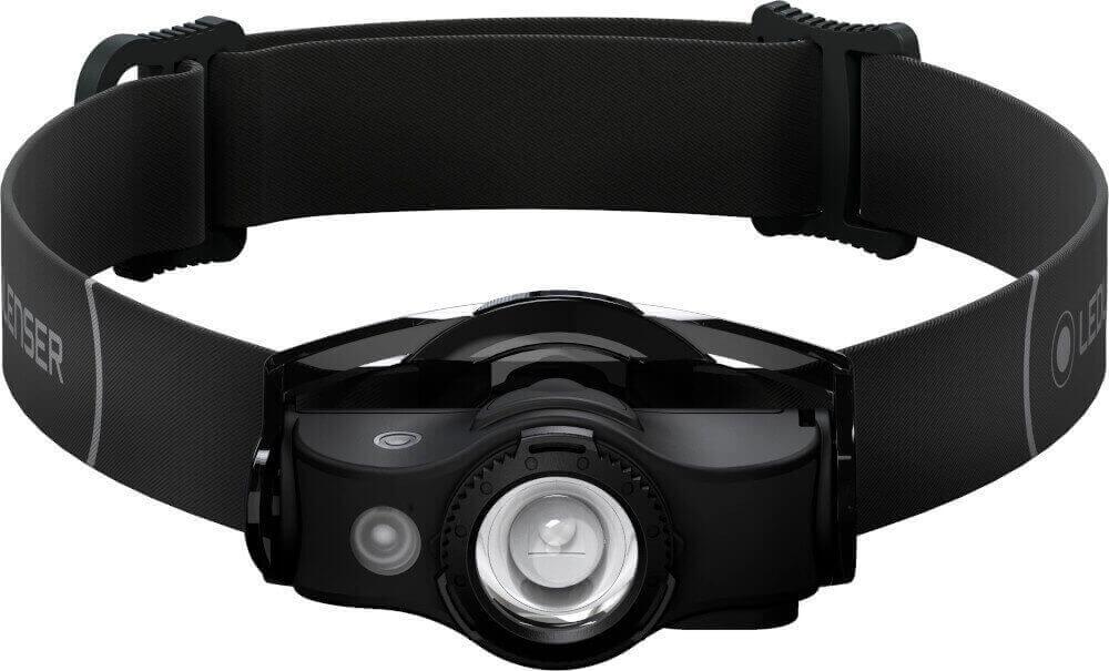 Stirnlampe MH4 mit Akku oder Batterie  400 Lumen von LedLenser